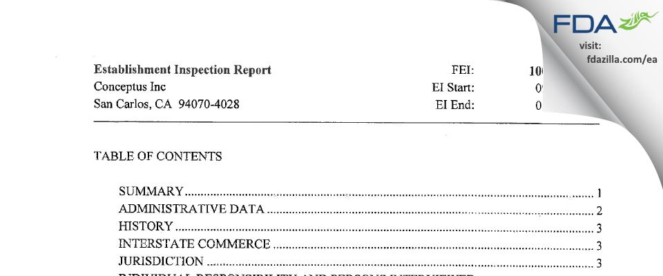 Bayer Healthcare FDA inspection 483 Sep 2005