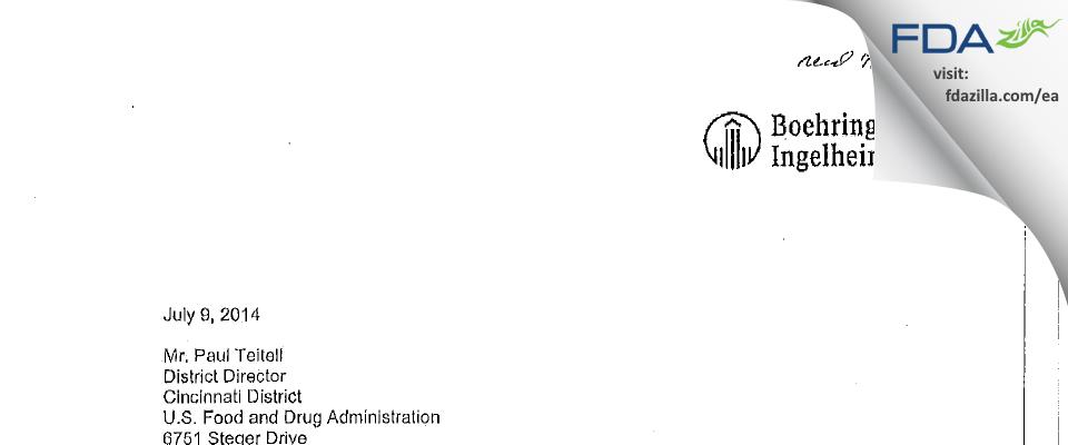 Hikma FDA inspection 483 Jun 2014