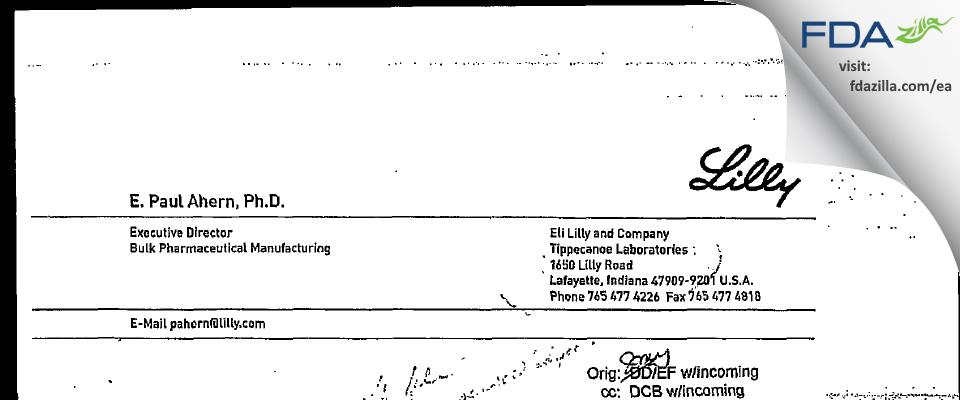 Evonik FDA inspection 483 Apr 2002