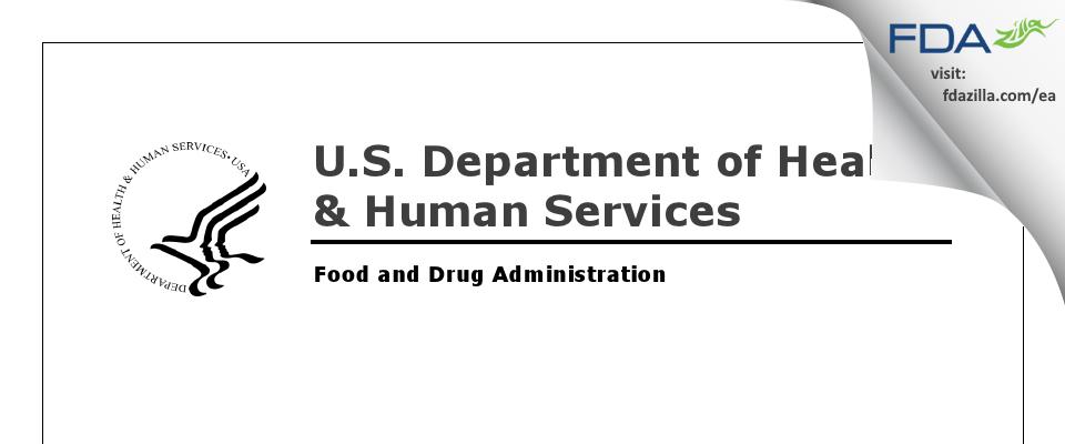 EMG Technology FDA inspection 483 Jun 2012