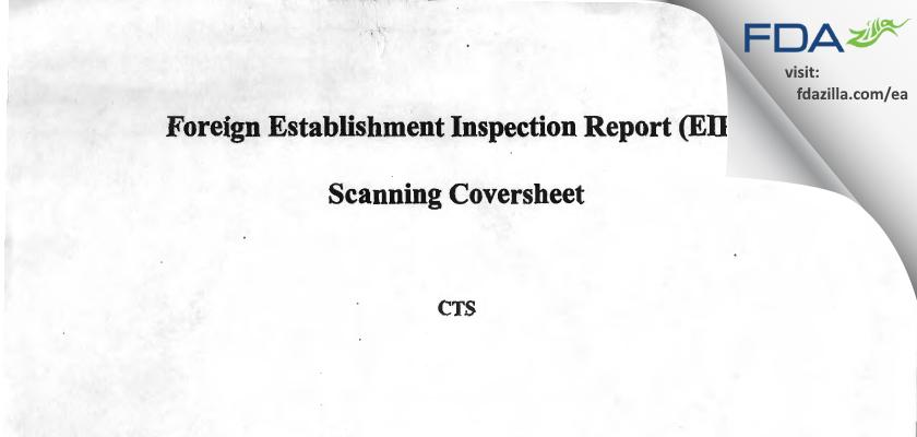 Pro-Med Instruments Gmbh FDA inspection 483 Jun 2012
