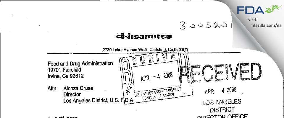 Noven Pharmaceuticals FDA inspection 483 Mar 2008